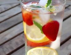 Рецепта за домашна витаминна вода