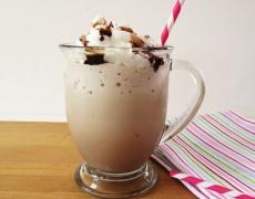 Тонизиращо сладоледено кафе