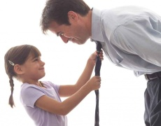 Татковците - по-щастливите родители