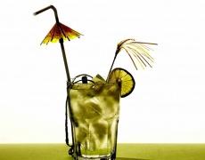 Лятна напитка с естрагон