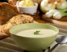 Лятна супа. Студена!
