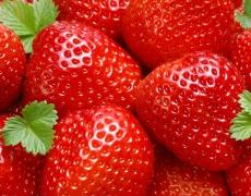 Ягоди срещу слънчеви изгаряния