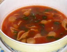 Рецепта за супа от миди по испански