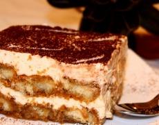 Рецепта за сладоледено Тирамису