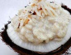Рецепта за кокосов ориз