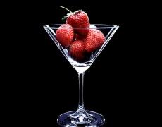 Рецепта за коктейл с ягоди