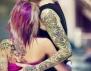 Татуировка вместо брачна халка