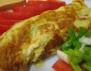 Рецепта за омлет с патладжан, шунка и кашкавал