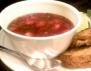Лятна супа с морски дарове