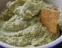 Пастет от авокадо и крема сирене