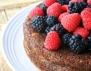 Рецепта за летен сладкиш с малини