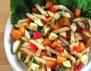 Рецепта за салата с макарони и кайсии