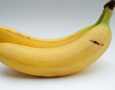 Банан – идеалният плод преди спорт