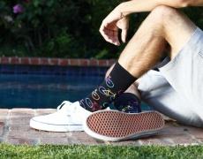 Мъжът се познава по чорапите