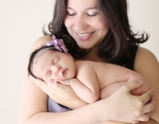 Какво да подарите на една бъдеща майка?