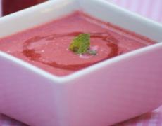 Супа от череши! Мммм…