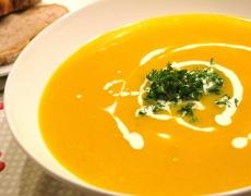 Рецепта за есенна крем супа с тиква