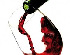 Чаша вино за вталяване