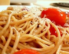 Рецепта за спагети Формаджи с гъби на фурна
