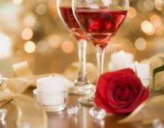 Чаша вино, за да сте слаби