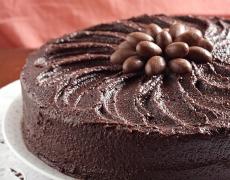 Рецепта за шоколадов сладкиш с майонеза