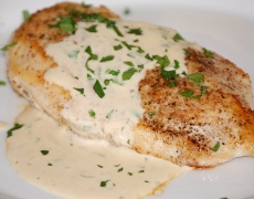 Рецепта за пиле със сметана и естрагон