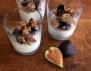Рецепта за смокини с цедено кисело мляко