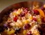 Рецепта за кускус с орехи и боровинки