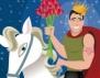 Принцът на бял кон
