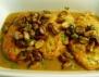 Рецепта за пиле с дижонска горчица и орехи