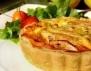 Рецепта за киш с круши и синьо сирене