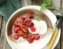 Рецепта за карпачо от Моцарела с ягоди
