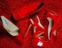 Топ диско тенденция: Червени обувки!