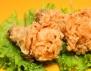 Рецепта за панирани пилешки филенца със сметана и гъби