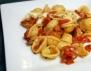 Рецепта за паста с домати и моцарела