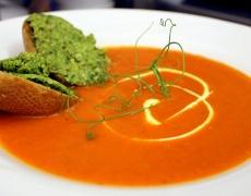 Рецепта за крем супа с кестени и тиква