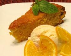 Рецепта за портокалов сладкиш