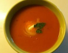 Рецепта за кашкавалена супа