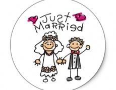 За щастливия брак