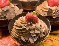 Шоколадов крем! Френски