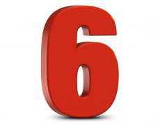 Лично число 6