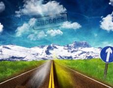 Успехът е неспиращо пътешествие