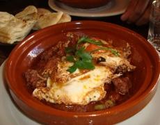 Яйца по марокански