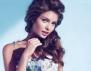 Лесни прически с блестящ аксесоар за коса (видео)