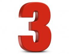 Лично число 3