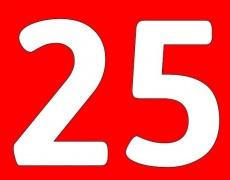 Жената според деня на раждане: 25-ти