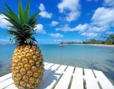 С ананас се отслабва най-сладко