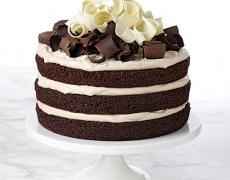Шоколадов кейк с маскарпоне