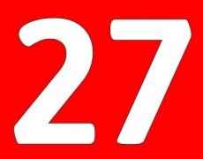 Жената според деня на раждане: 27-ми