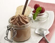 Френски шоколадов крем